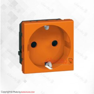 پریز برق نارنجی ارتدار لگراند
