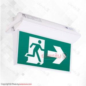 چراغ اضطراری خروج exit الگانس eec