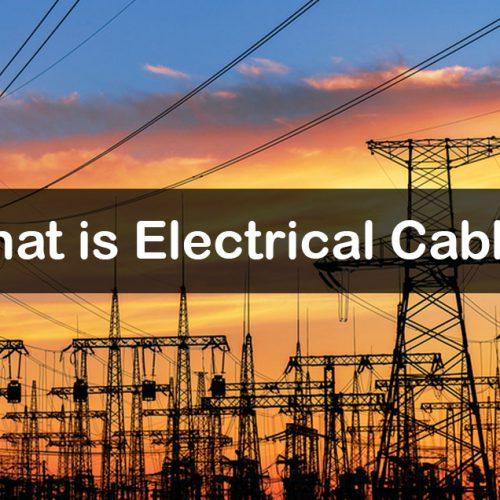 کابل برق چیست؟